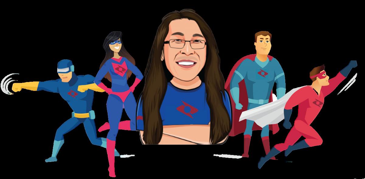 superhero-qixas